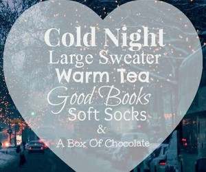 books, cold, and soft image