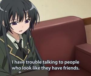 alone, anime, and ecchi image