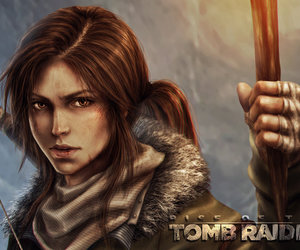 awesome, lara croft, and tomb raider image