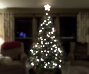 christmas, holidays, and christmas tree image