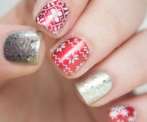 awesome, nail art, and nails image