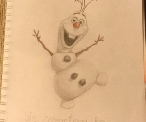 drawing, frozen, and hug image