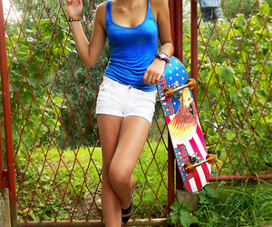 america, beautiful, and model image