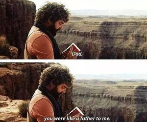 funny, dad, and movie image