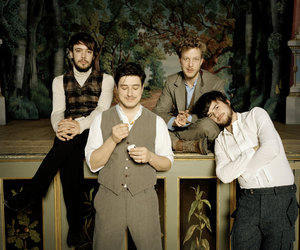 band, music, and mumford and sons image