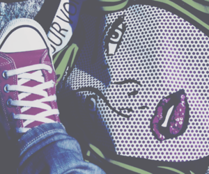 all, all star, and converse image