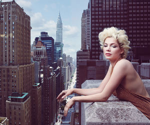 Marilyn Monroe, movie, and nyc image