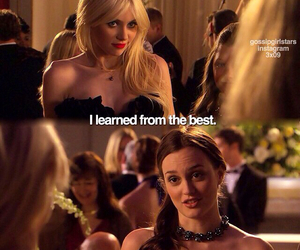 gossip girl, blair waldorf, and jenny image