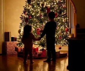 christmas, tree, and new year image