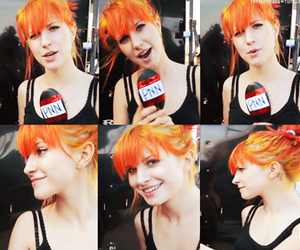hayley williams, paramore, and warped tour image