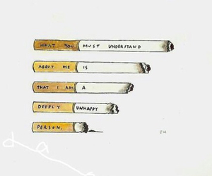 cigarette, quotes, and looking for alaska image