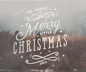 beautiful, merry christmas, and text image