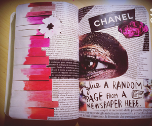 chanel, colour, and eye image