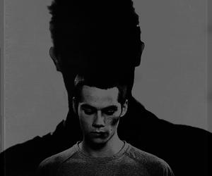 derek, teen wolf, and stiles image