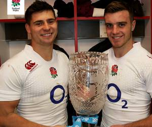 george ford, england rugby, and ben youngs image