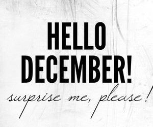 december and love image