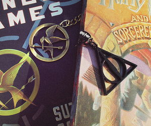 harry potter and the hunger games image