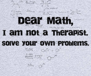 math, problems, and funny image
