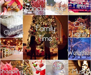 christmas, holdays, and happiness image