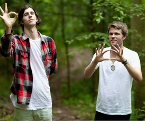 3OH!3, sean foreman, and nathaniel motte image