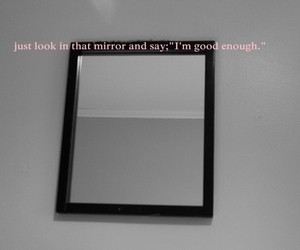 mirror and you image