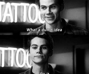 teen wolf, dylan o'brien, and funny image