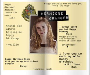 bday, gryffindor, and harry potter image