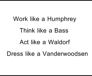 bass, gossip girl, and quote image