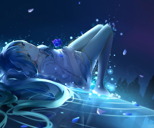 anime, hatsune miku, and vocaloid image