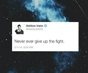 5sos, ashton irwin, and tweet image