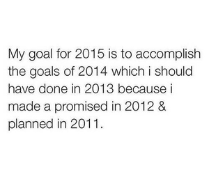 2015, goals, and new year image