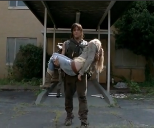 norman reedus, serie, and daryl image