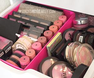 blush, makeup, and mua image