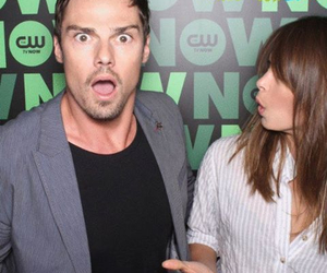 Jay Ryan and beauty and the beast image