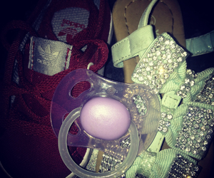 bling, fashion, and kids image