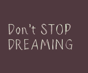 Dream, dreaming, and stop image