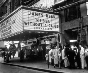 james dean, retro, and rebel without a cause image