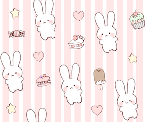 cute, wallpaper, and kawaii image