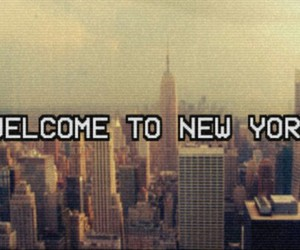 1989, Taylor Swift, and welcome to new york image