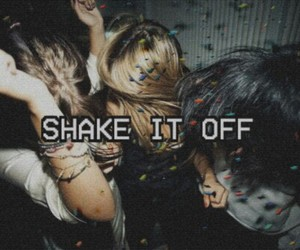 1989, Taylor Swift, and shake it off image