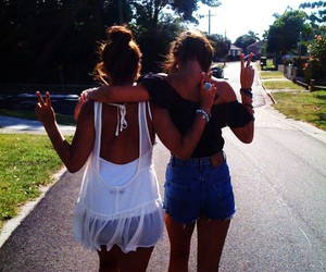 bff, friends, and forever image