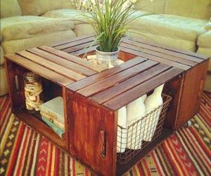 diy, table, and decor image