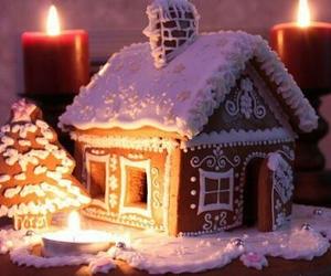 christmas, winter, and snow image