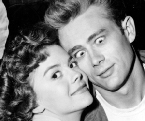 james dean and natalie wood image
