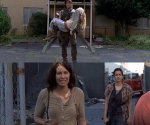 beth, the walking dead, and twd image