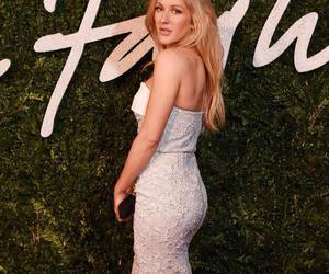 dress, Ellie Goulding, and fabulous image