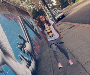 chachi, beautiful, and dancer image