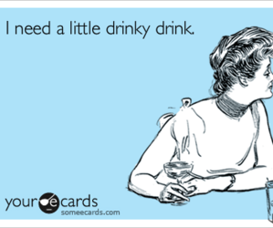 funny, vodka, and quotes image