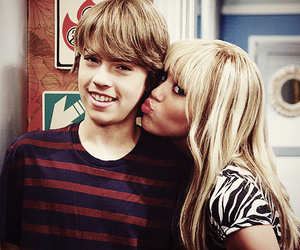 miley cyrus, hannah montana, and cole sprouse image