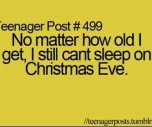 teenager post, christmas, and funny image